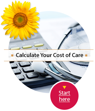 Cost of Care Calculator