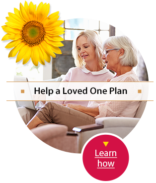 Help A Loved One Plan